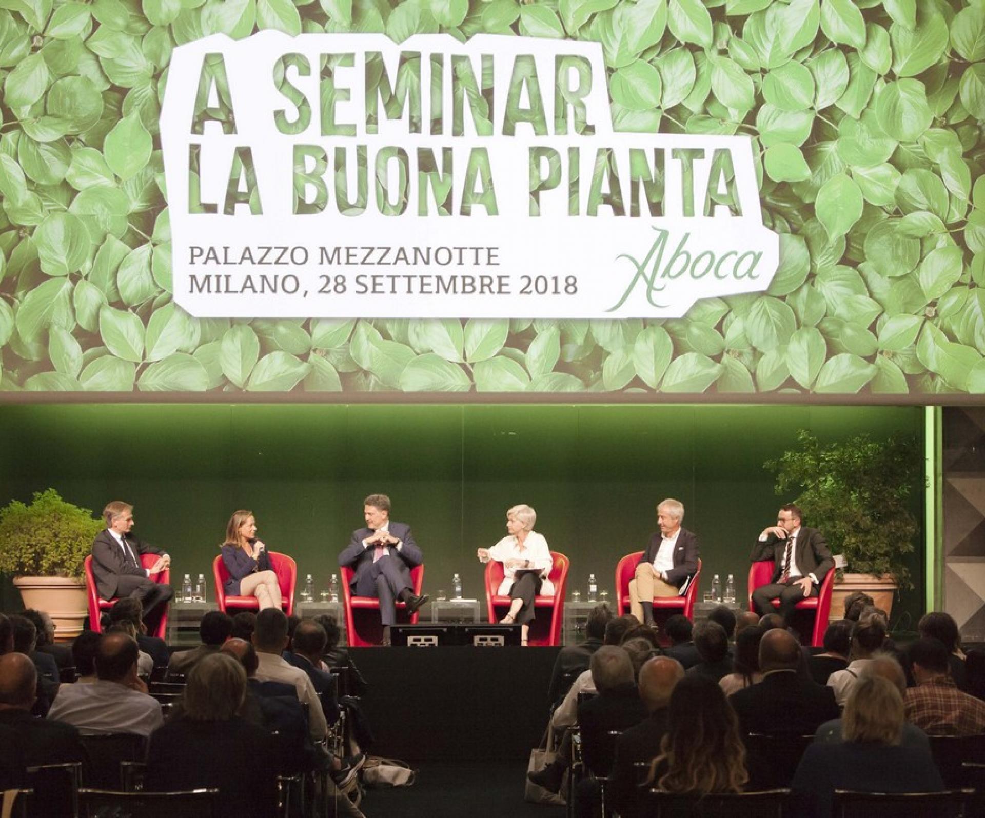 Aboca - Comunichiamo - Botanica