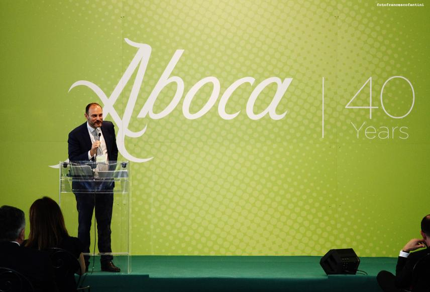 40 years Aboca
