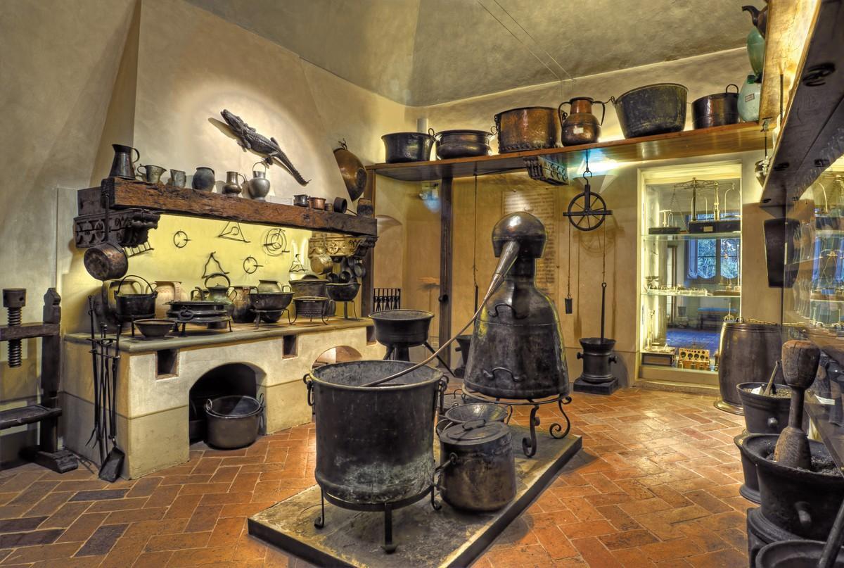 Aboca Museum - Antica Spezieria