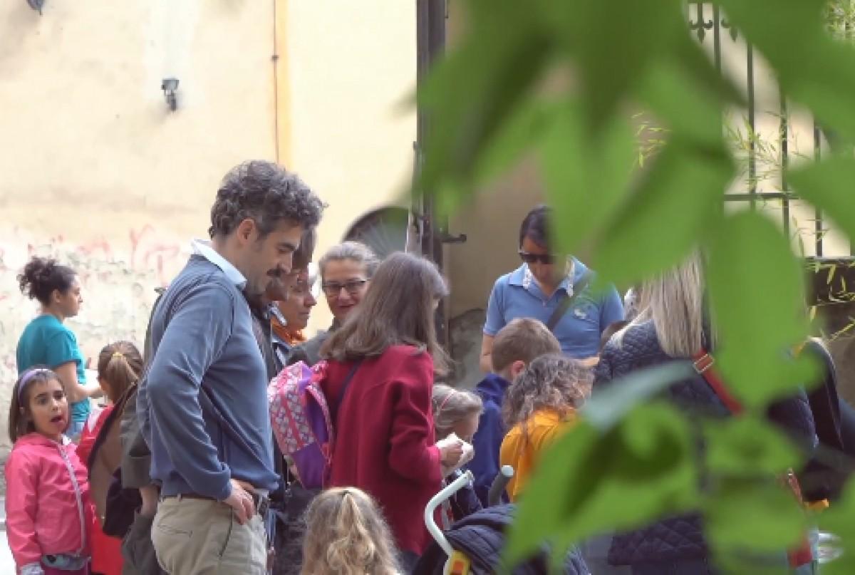 Aboca - Firenze dei bambini con Stefano Mancuso