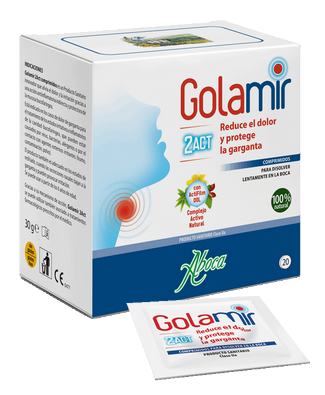 Golamir 2Act comprimidos