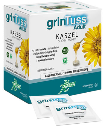 Grintuss Adult Tabletki