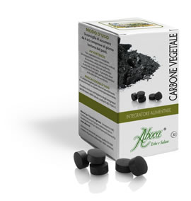 Carbone vegetale 30 compresse