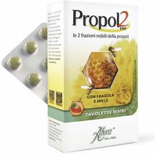 Propol2 EMF Tavolette bimbi