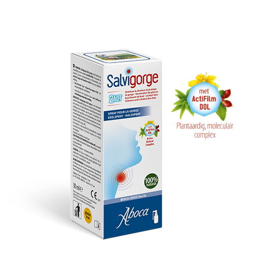 Salvigorge 2Act Spray