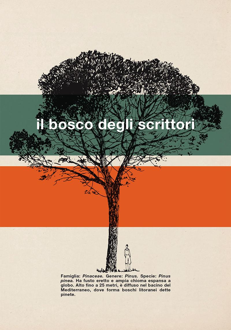 Il Bosco degli Scrittori al Salone del libro di Torino