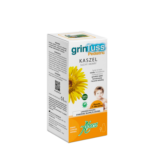 Grintuss Pediatric Syrop